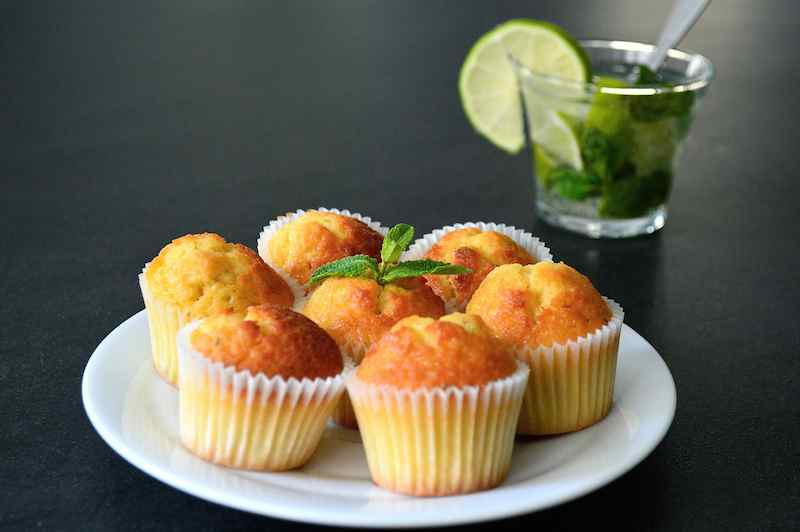 petits+cakes+saveur+mojito