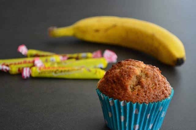 Cakes+banane+carambar