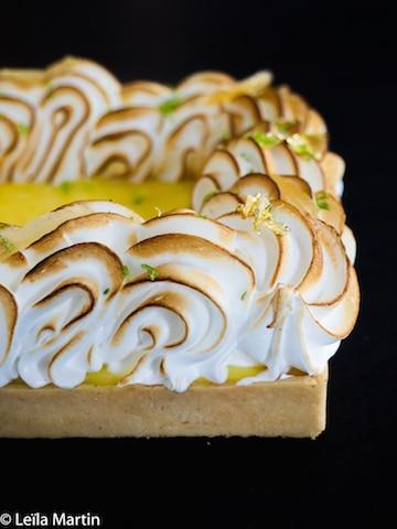 La tarte au citron de Sarah Sabbah