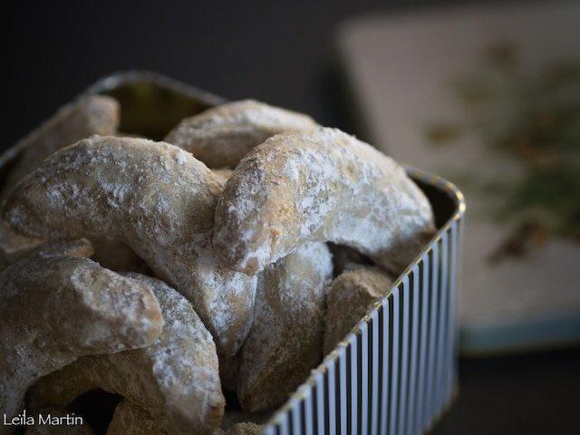 recette des Vanille Kipferl, un bredele à la texture inouïe