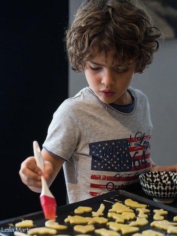 recette de bredele express à faire avec les enfants