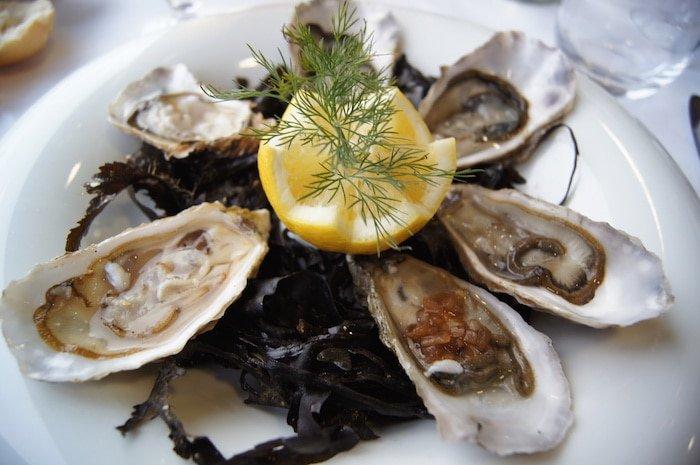 Le Riesling parfait pour s'accorder avec des huîtres