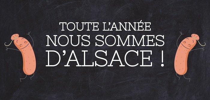 Visuel Nous sommes d'Alsace - L'Alsacienne de Restauration