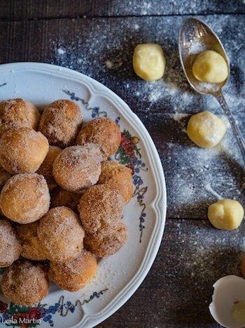 Recette de beignets express à la cuiller