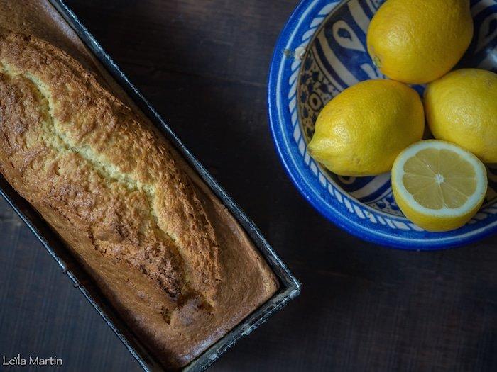 La recette de mon cake au citron alsacien